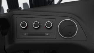 Luftkonditionering till Linde-trucken H20 – H35