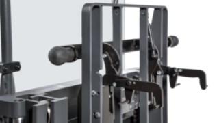 Pallhållare på N20 C LoL från Linde Material Handling