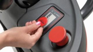 Åtkomstkontroll för plocktruck N20 från Linde Material Handling
