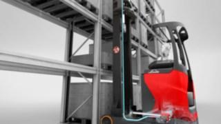Nytt intelligent förarstödsystem för skjutstativtruckar