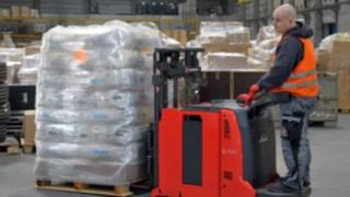 Linde Material Handling registrerar betydande ökning av skräddarsydda lösningar