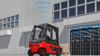 Linde Speed Assist