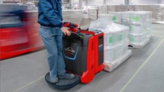 Linde MH utökar sitt sortiment av truckar utrustade med litium-jon-batterier