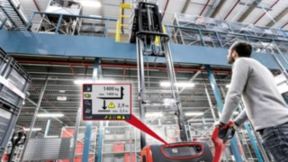 Linde Load Management – ett smart förarstödssystem