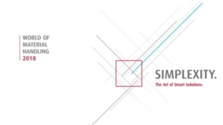 World of Material Handling 2018 - Simplexity