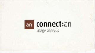 Video för Connect användningsanalys