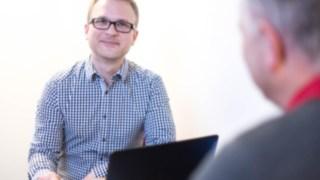 Peter Hasselgren, sälj- och produktsupport
